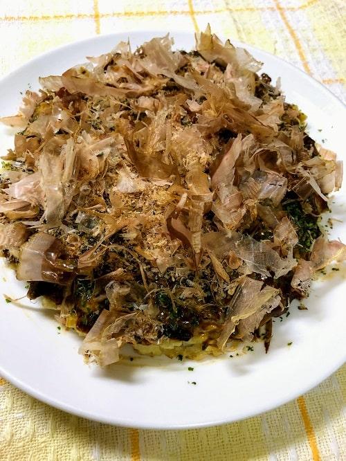 【減塩レシピ】減塩で作るお好み焼き