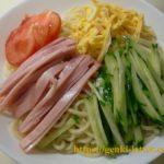 減塩の冷麺のタレを公開!つるつる食べれる大盛り冷麺の作り方